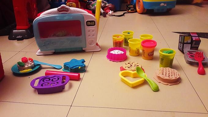 image test four magique play-doh accessoires