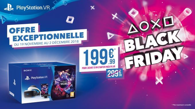 image black friday playstation vr