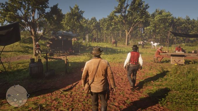 impage camp red dead redemption 2
