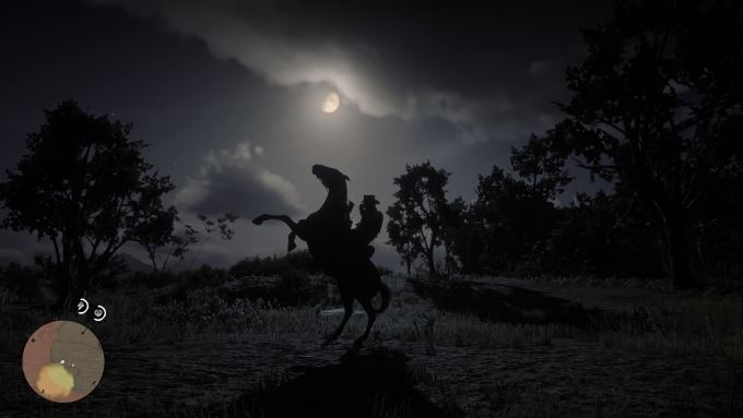 image cheval red dead redemption