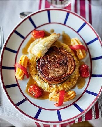 image épaule de xaxi ardia livre cuisine basque hachette pratique