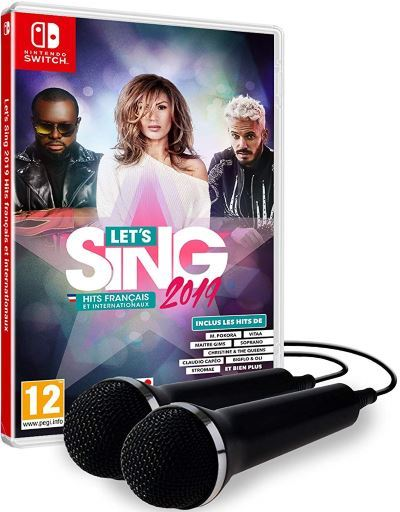 image concours let's sing 2019