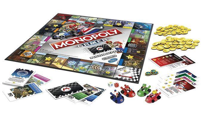 image test monopoly gamer mario kart