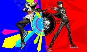 image test persona dancing