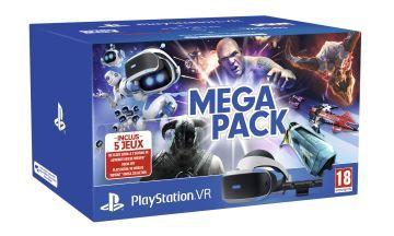 image playstation vr mega pack