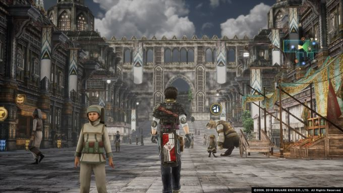 image gameplay the last remnant remastered
