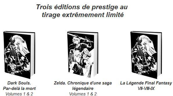 image tirages limites decembre 2018 third editions