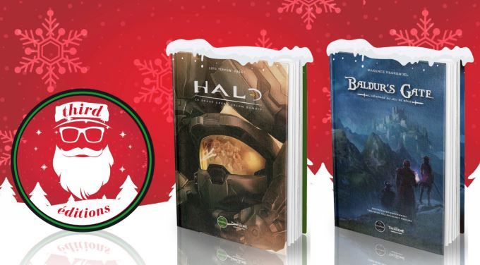 image baldur's gate halo third editions