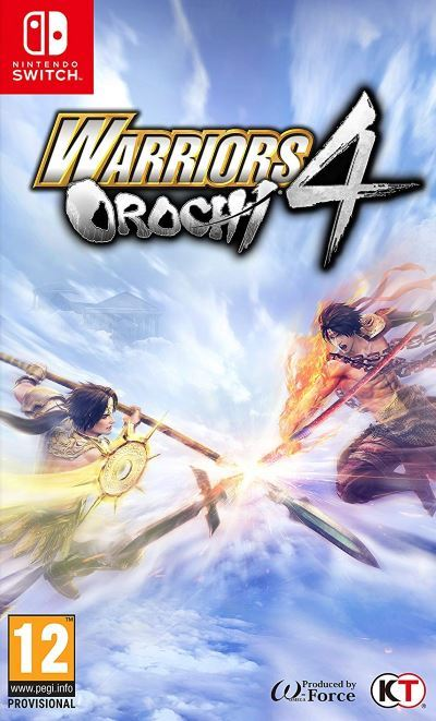 image concours switch warriors orochi 4
