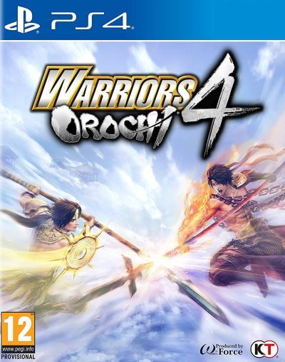 image playstation 4 concours warriors orochi 4