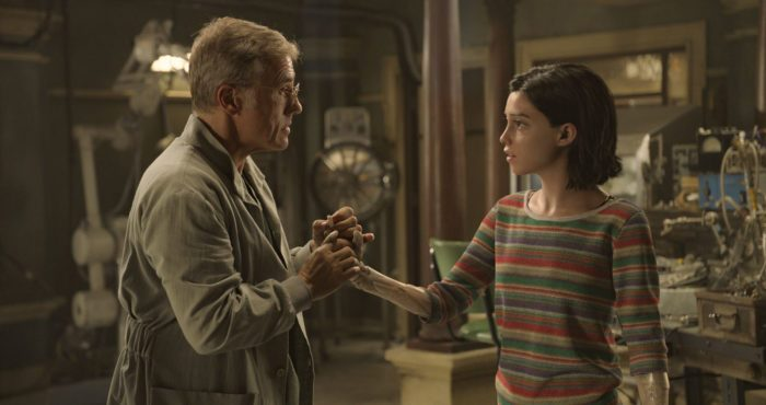 image christoph waltz alita battle angel
