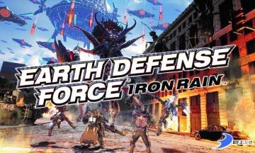 image logo earth defense force iron rain