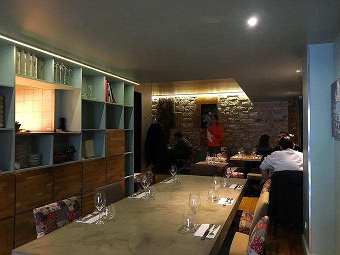image salle restaurant korus paris