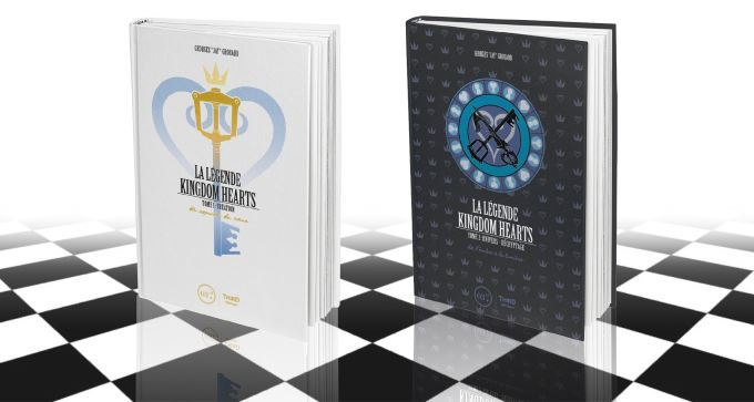 image third editions la legende de kingdom hearts