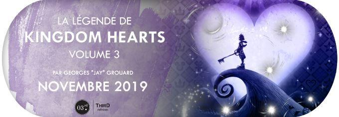 image volume 3 la legende de kingdom hearts