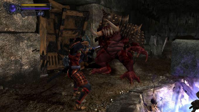 image boss onimusha warlords