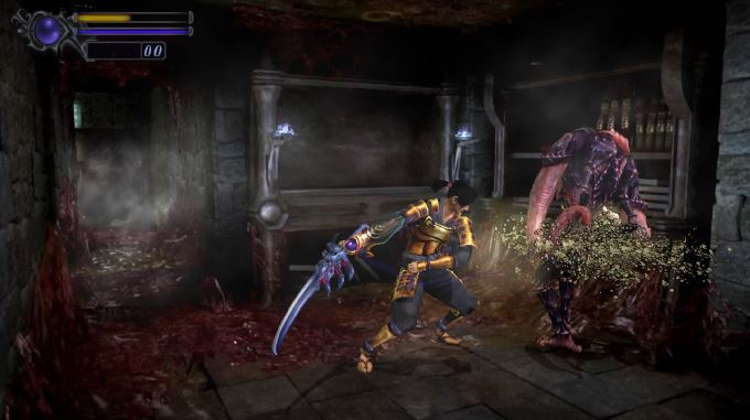 image gameplay onimusha warlords