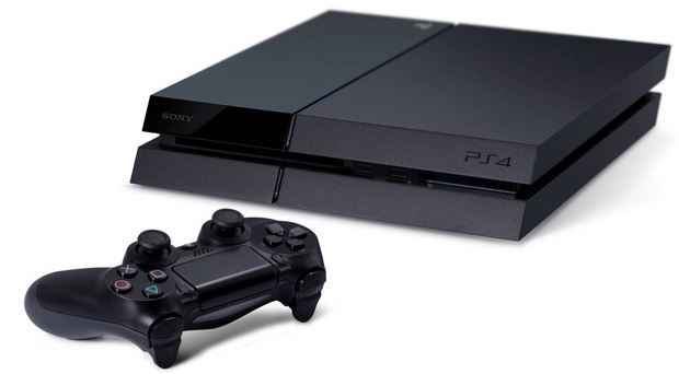 image console playstation 4