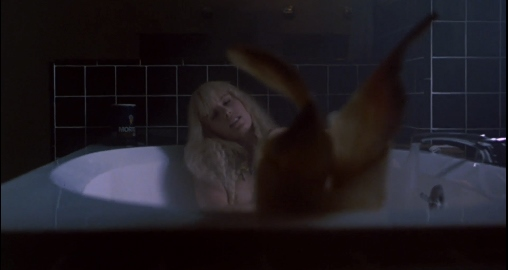 image daryl hannah madison sirène dans baignoire splash film de ron howard