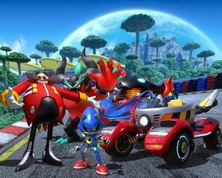 image eggman team sonic racing