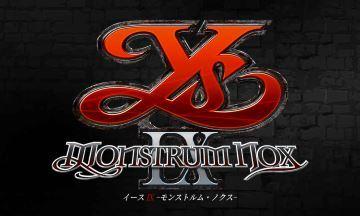 image logo ys 9 monstrum nox