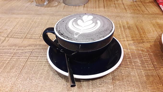 image black latte au diploid à lyon