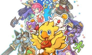 image logo chocobos mystery dungeon every buddy