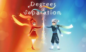 image degrees of separation