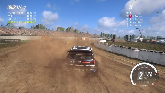 image gameplay dirt rally 2