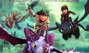 image jeu video dragons