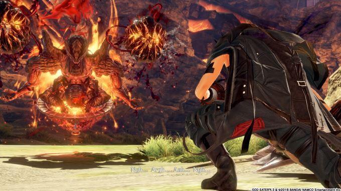 image aragami god eater 3