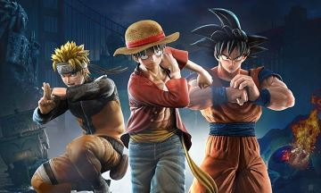image jump force