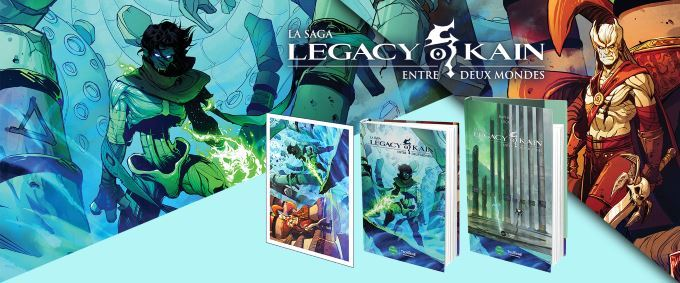image artwork la saga legacy of kain