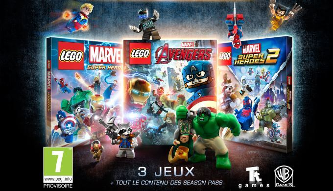 image news lego marvel collection