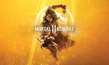 image logo mortal kombat 11