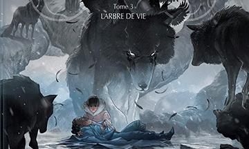 image gros plan couverture nils tome 3 éditions soleil collection métamorphose