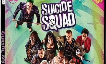 [Test - Blu-ray 4K Ultra HD] Suicide Squad - Warner Bros