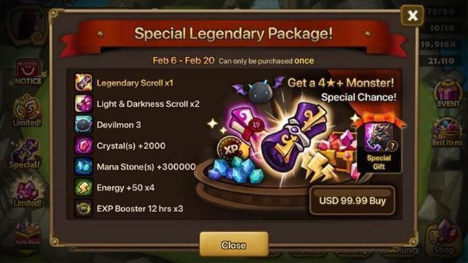 image promotion summoners war
