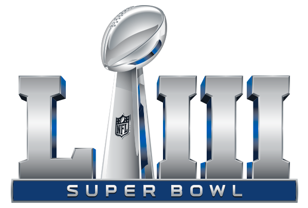 image super bowl 53th