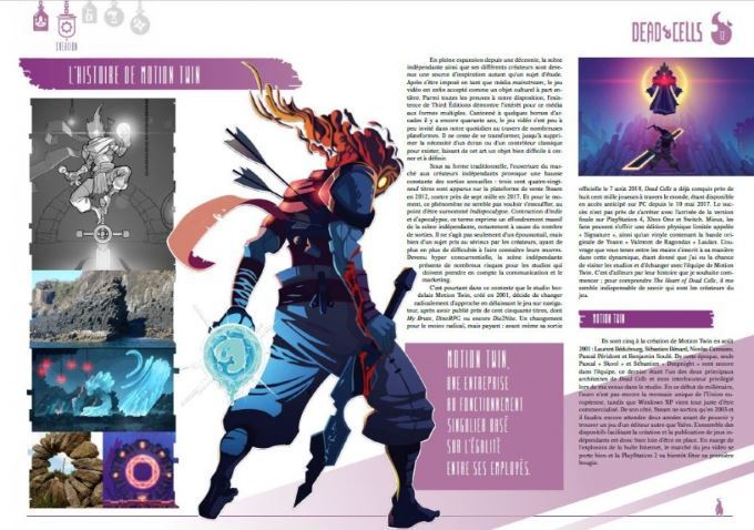 image extrait the heart of dead cells