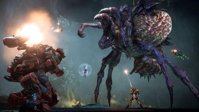 image gameplay anthem