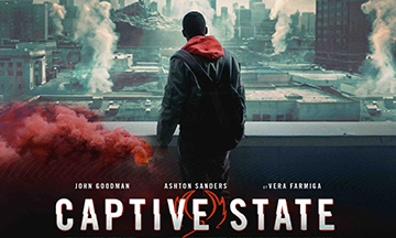 image gros plan affiche captive state