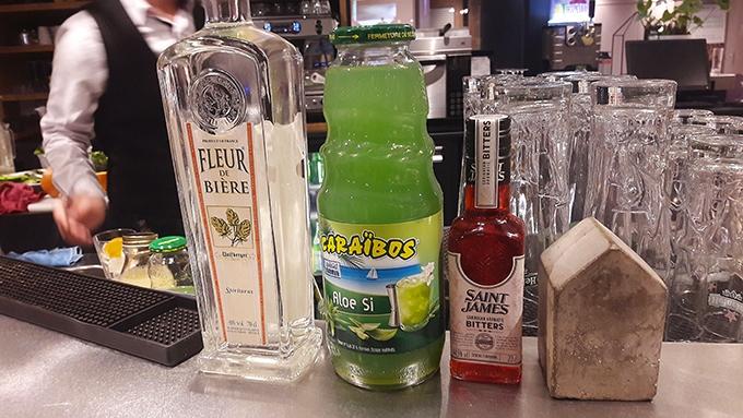 image ingrédients cocktail signature campanile