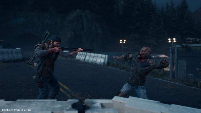 image screenshot days gone