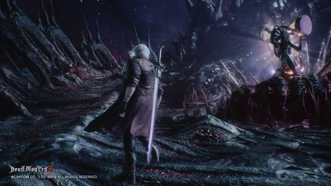 image dante devil may cry 5