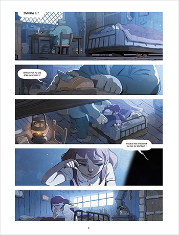 image planche 2 dreams factory tome 1