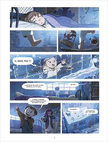 image planche 3 dreams factory tome 1