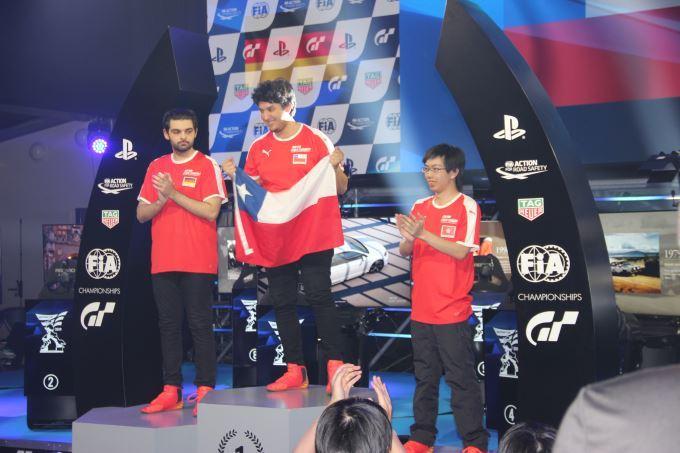 image nicolas rubilar fia gran turismo championship 2019