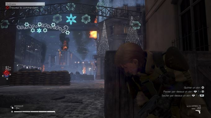 image gameplay left alive