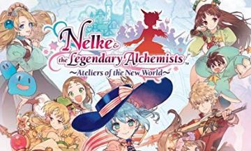 image test nelke and the legendary alchemists